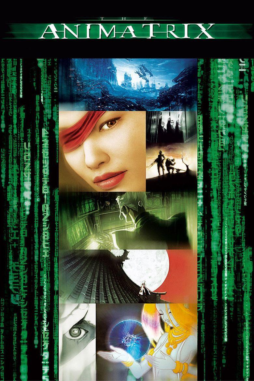 The Animatrix movie poster