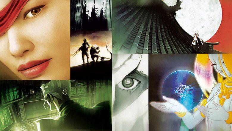 The Animatrix movie scenes