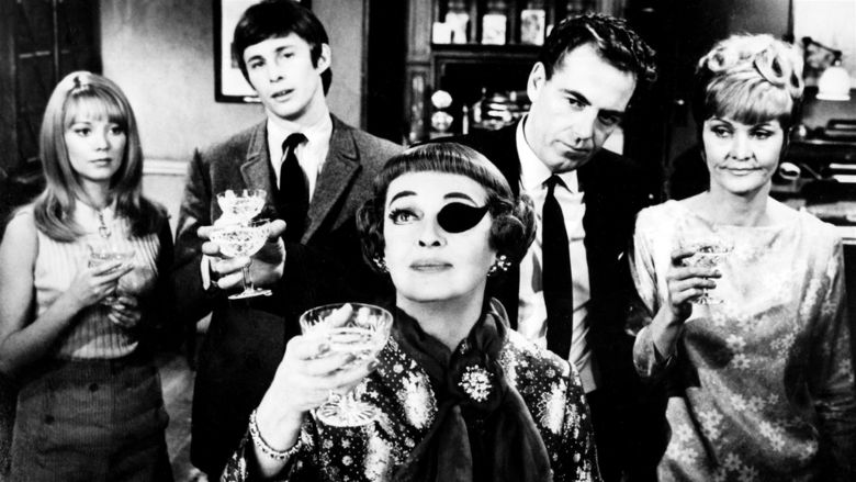 The Anniversary (1968 film) movie scenes