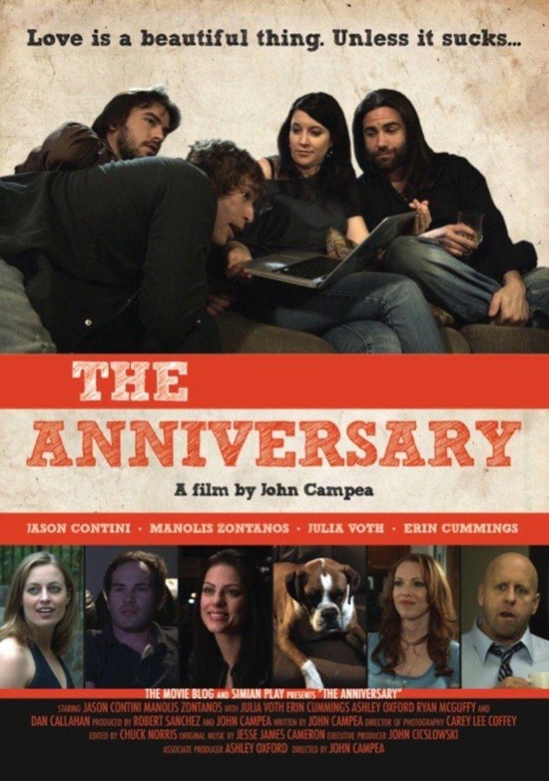 The Anniversary (2009 film) movie poster