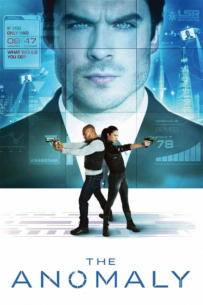 The Anomaly movie poster