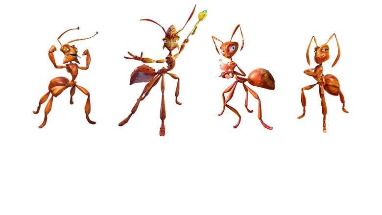 The Ant Bully (film) movie scenes