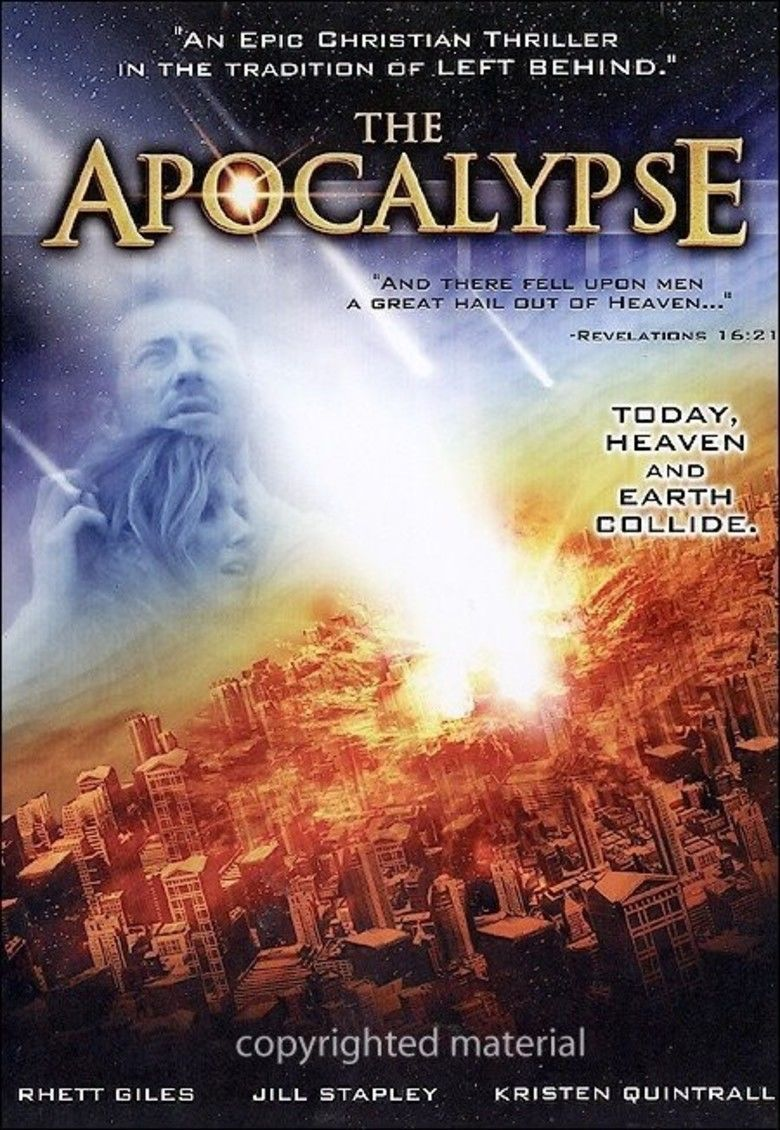 The Apocalypse (2007 film) movie poster