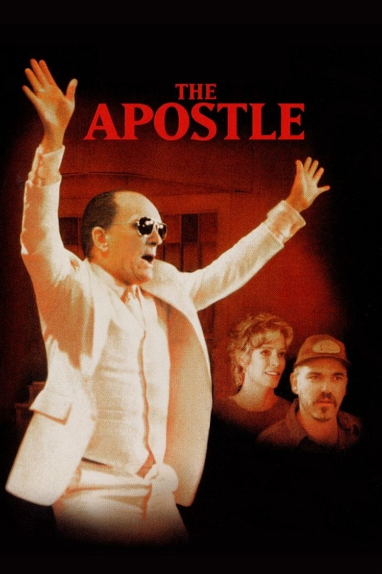 The Apostle movie poster