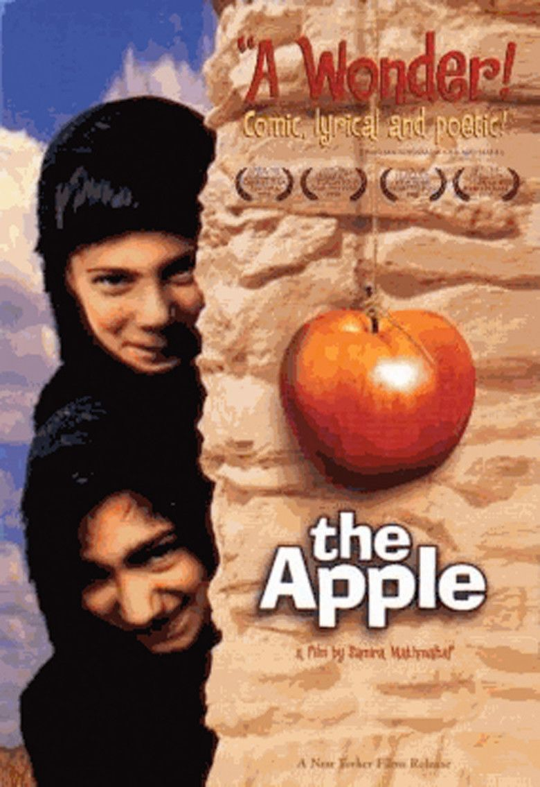 The Apple (1998 film) movie poster