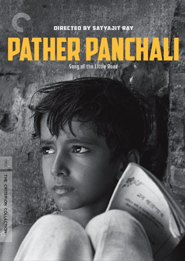 The Apu Trilogy movie poster