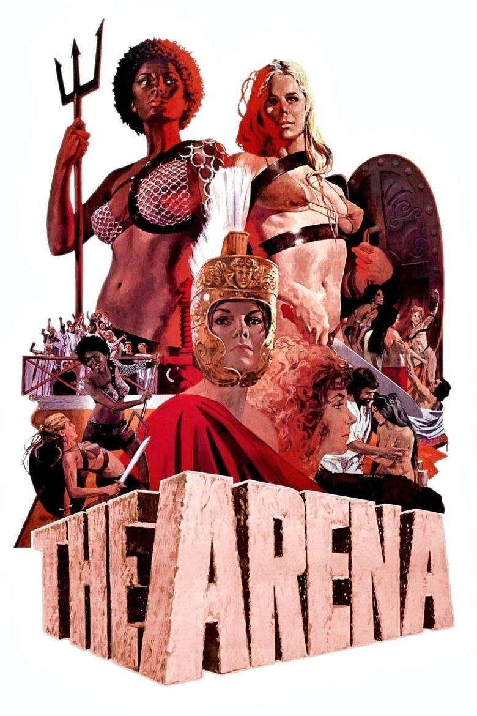 Sandi pattys first husband - The Arena 1974 Film
