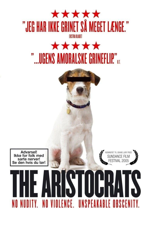 The Aristocrats (film) movie poster