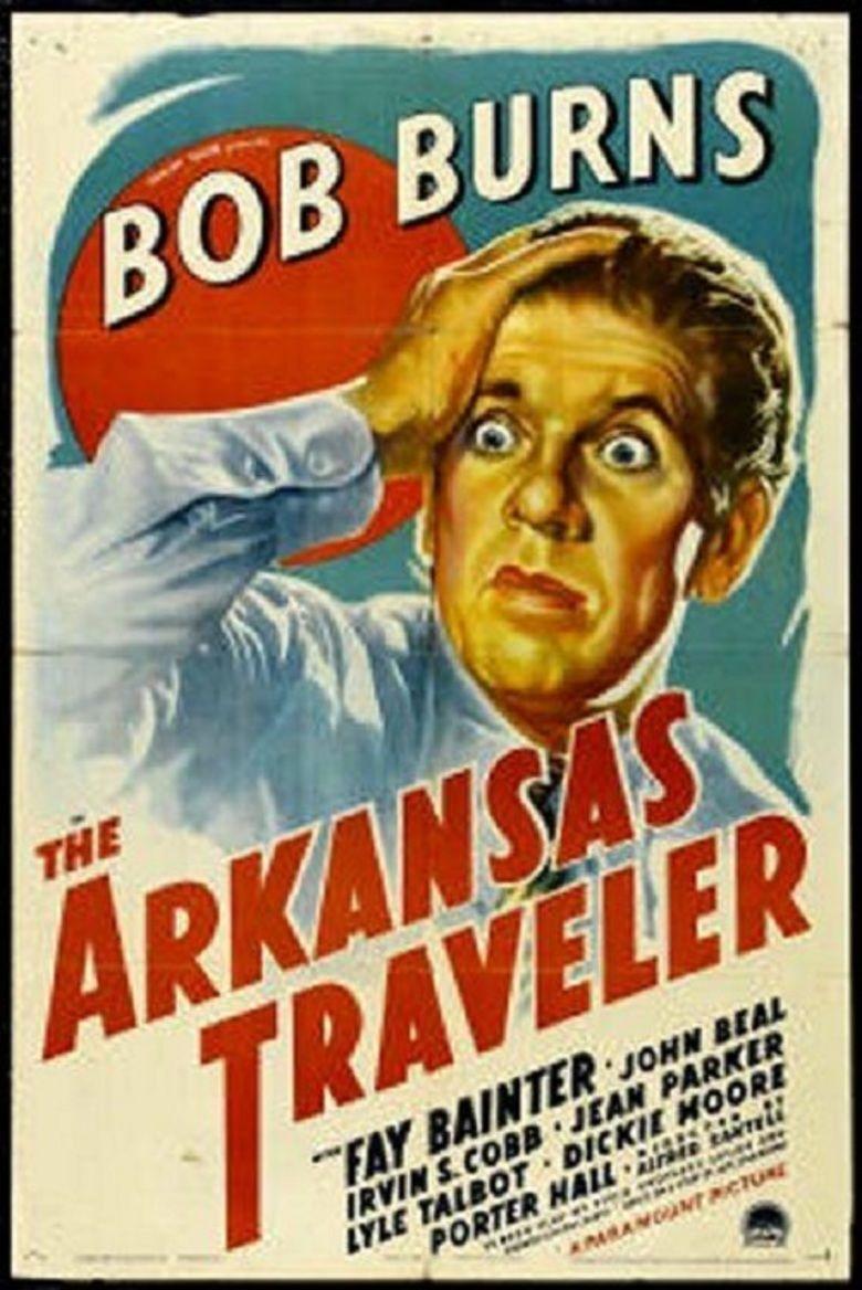 The Arkansas Traveler (film) movie poster