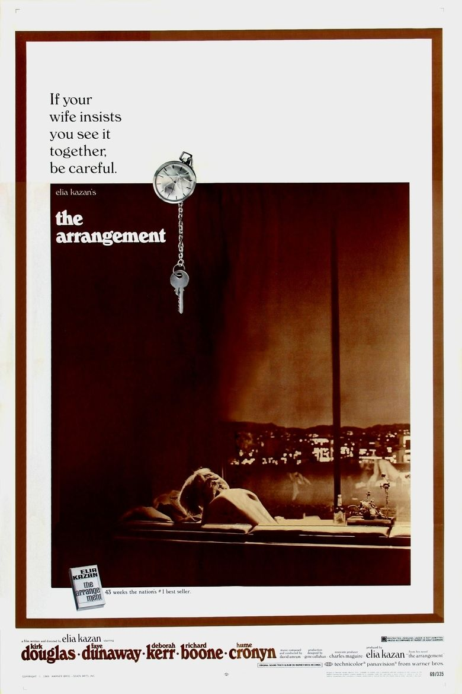 The Arrangement (1969 film) movie poster