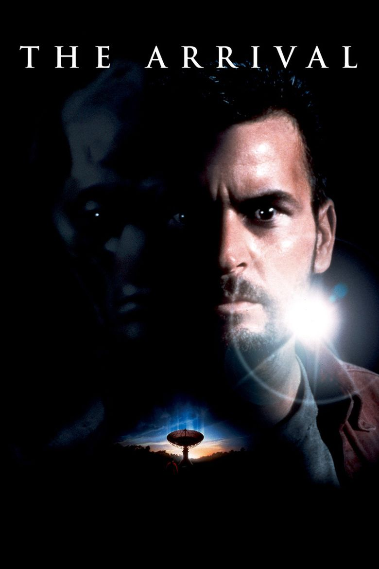 The Arrival (film) movie poster