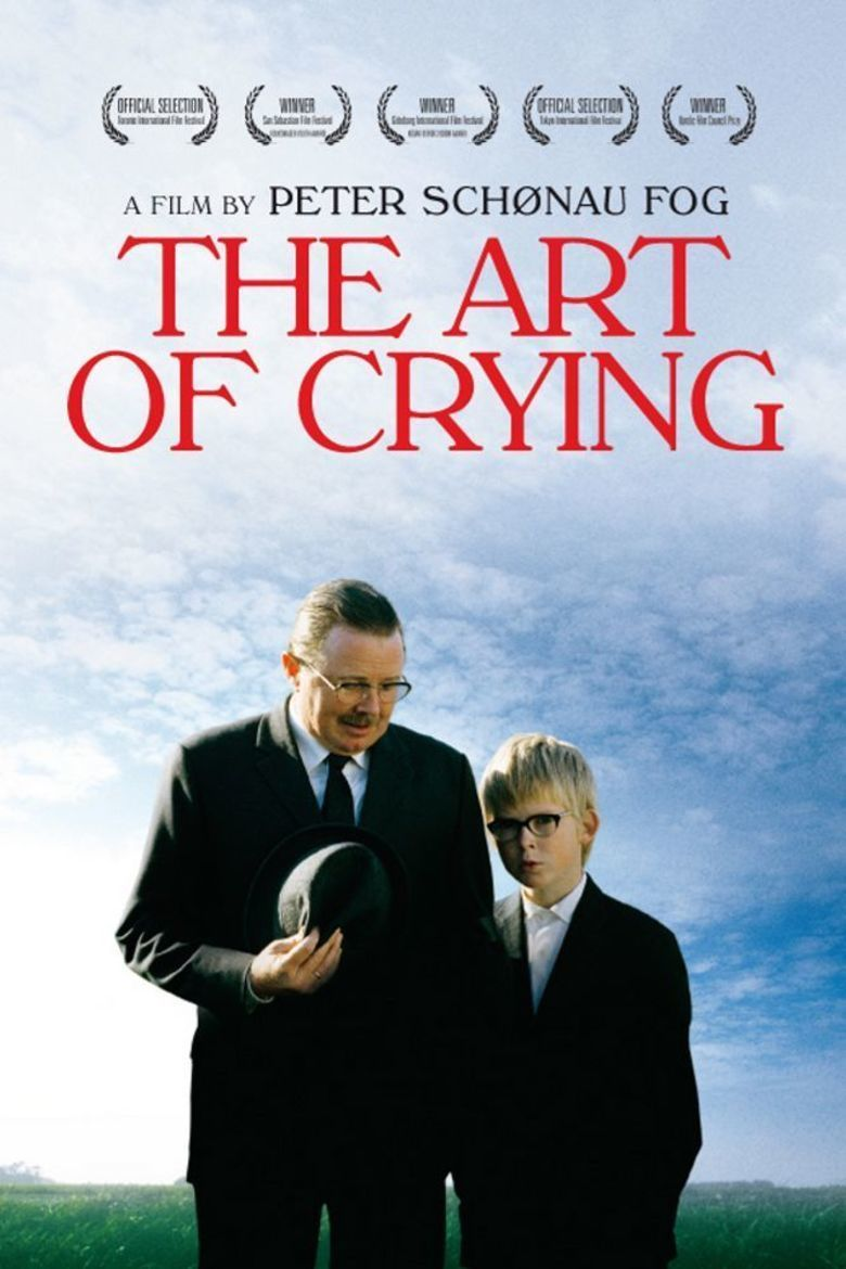 The Art of Crying movie poster