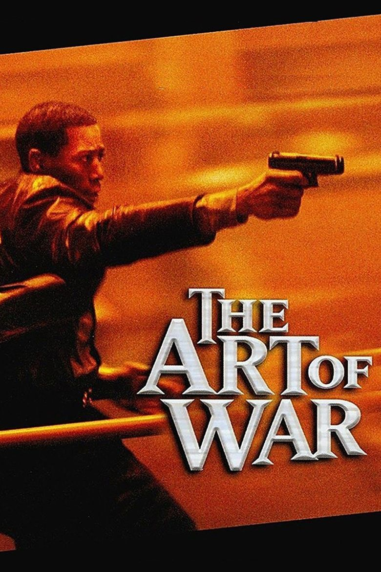 The Art of War (film) movie poster