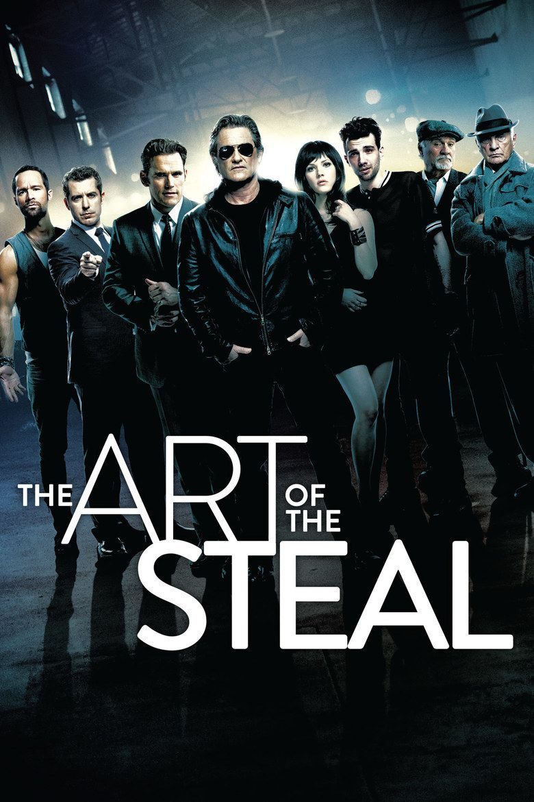 The Art of the Steal (2013 film) movie poster
