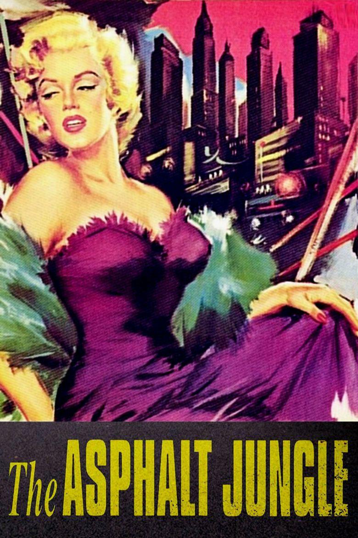 The Asphalt Jungle movie poster