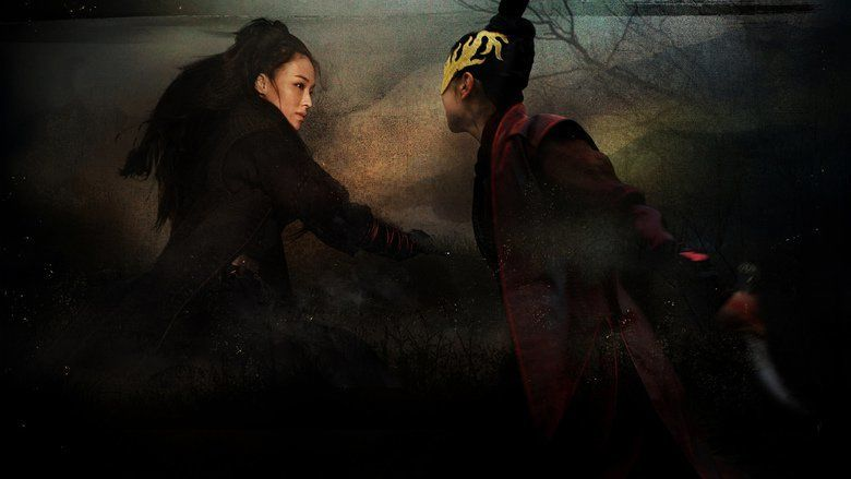 The Assassin (2015 film) movie scenes