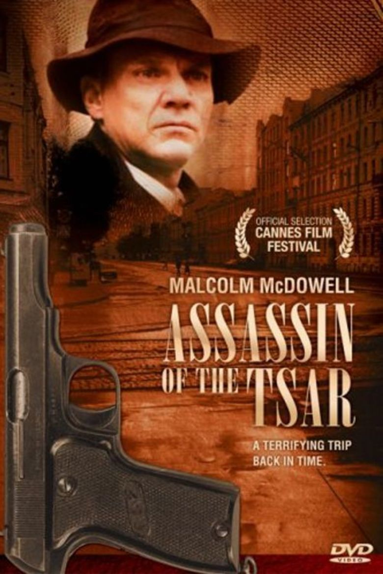 The Assassin of the Tsar movie poster