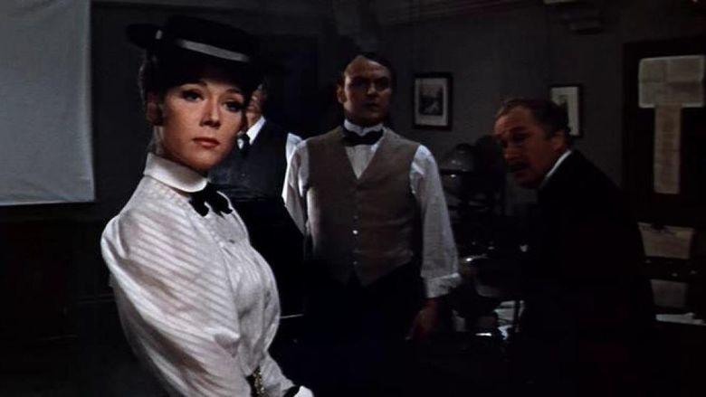 The Assassination Bureau movie scenes