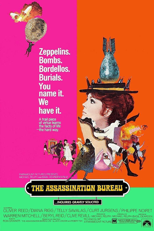 The Assassination Bureau movie poster