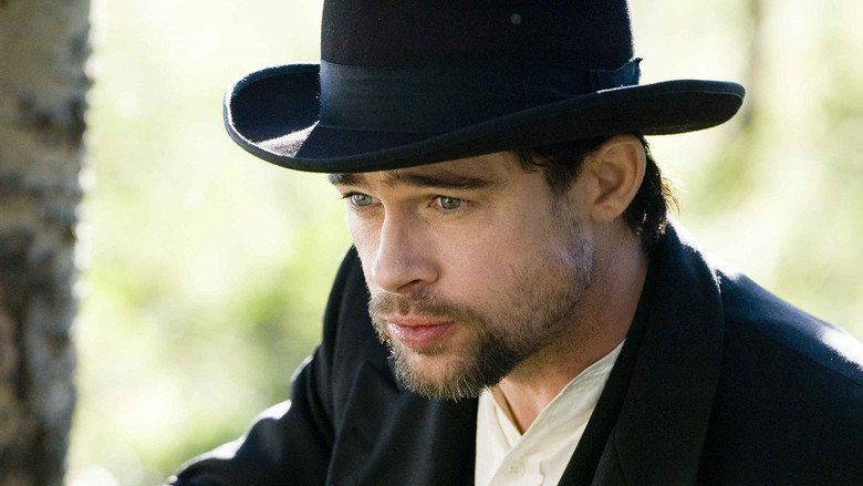 The Assassination of Jesse James by the Coward Robert Ford movie scenes