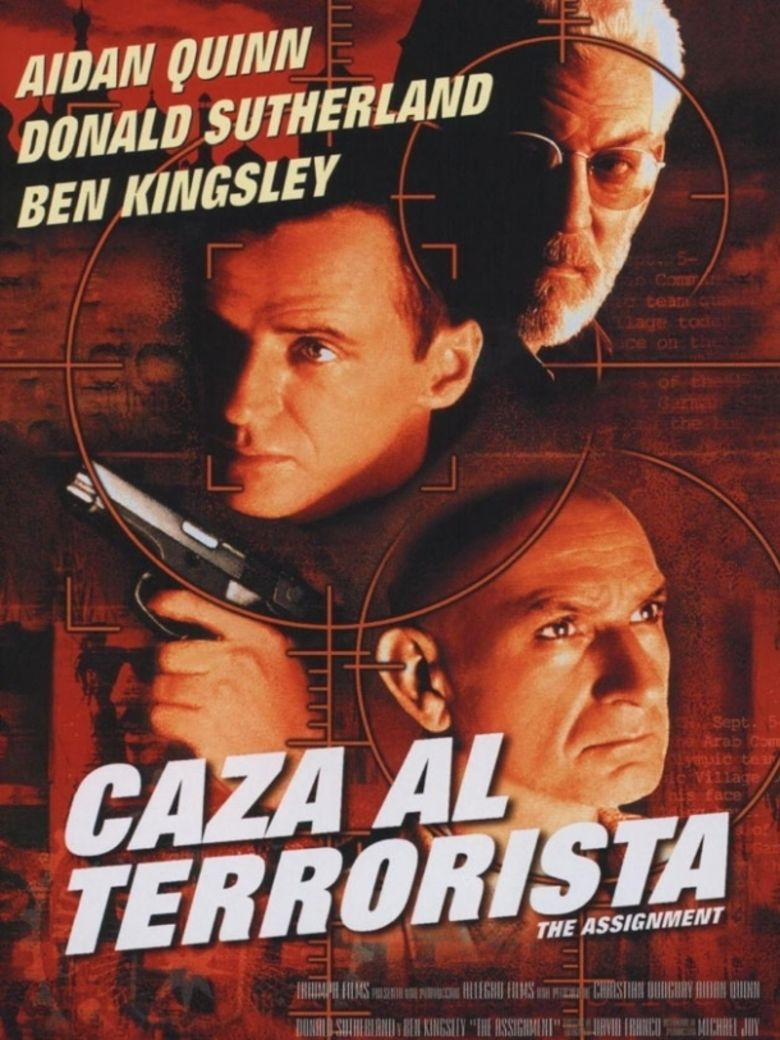 The Assignment (1997 film) movie poster