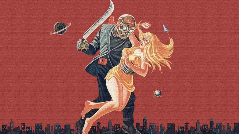 The Astro Zombies movie scenes