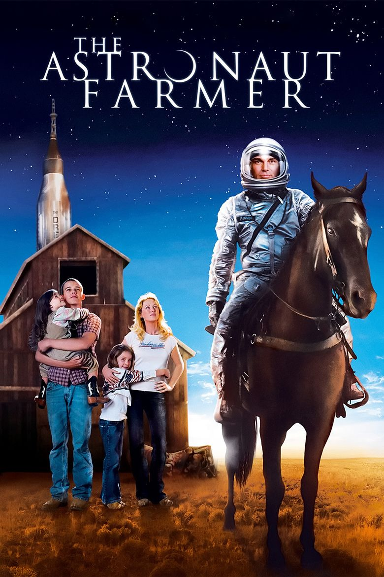 The Astronaut Farmer movie poster