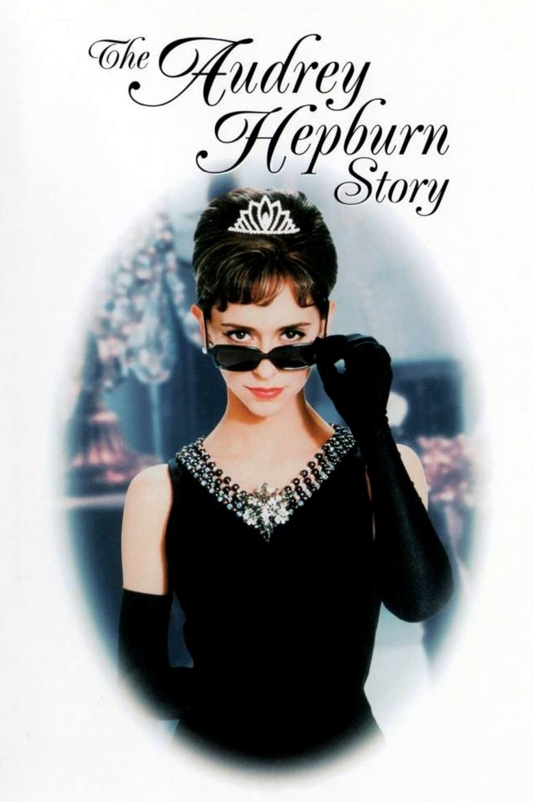 The Audrey Hepburn Story movie poster