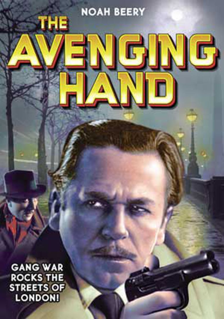 The Avenging Hand movie poster