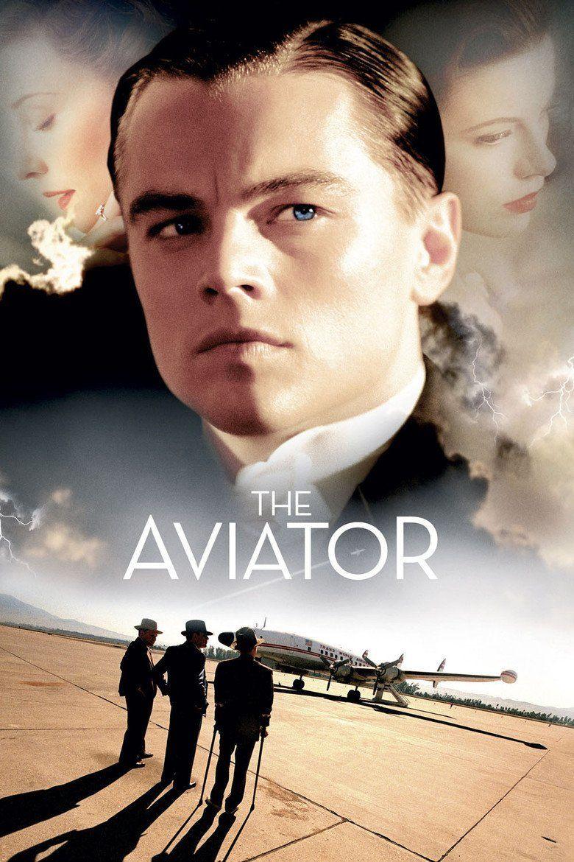 The Aviator (2004 film) movie poster