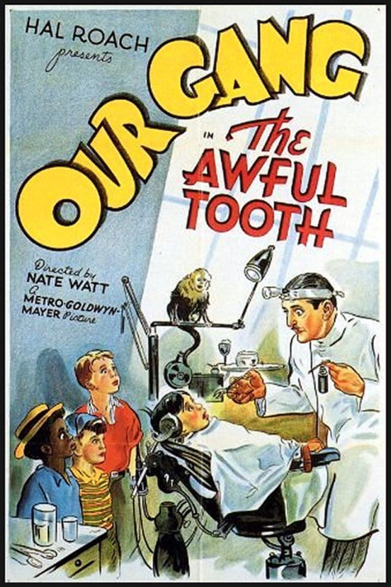 The Awful Tooth movie poster