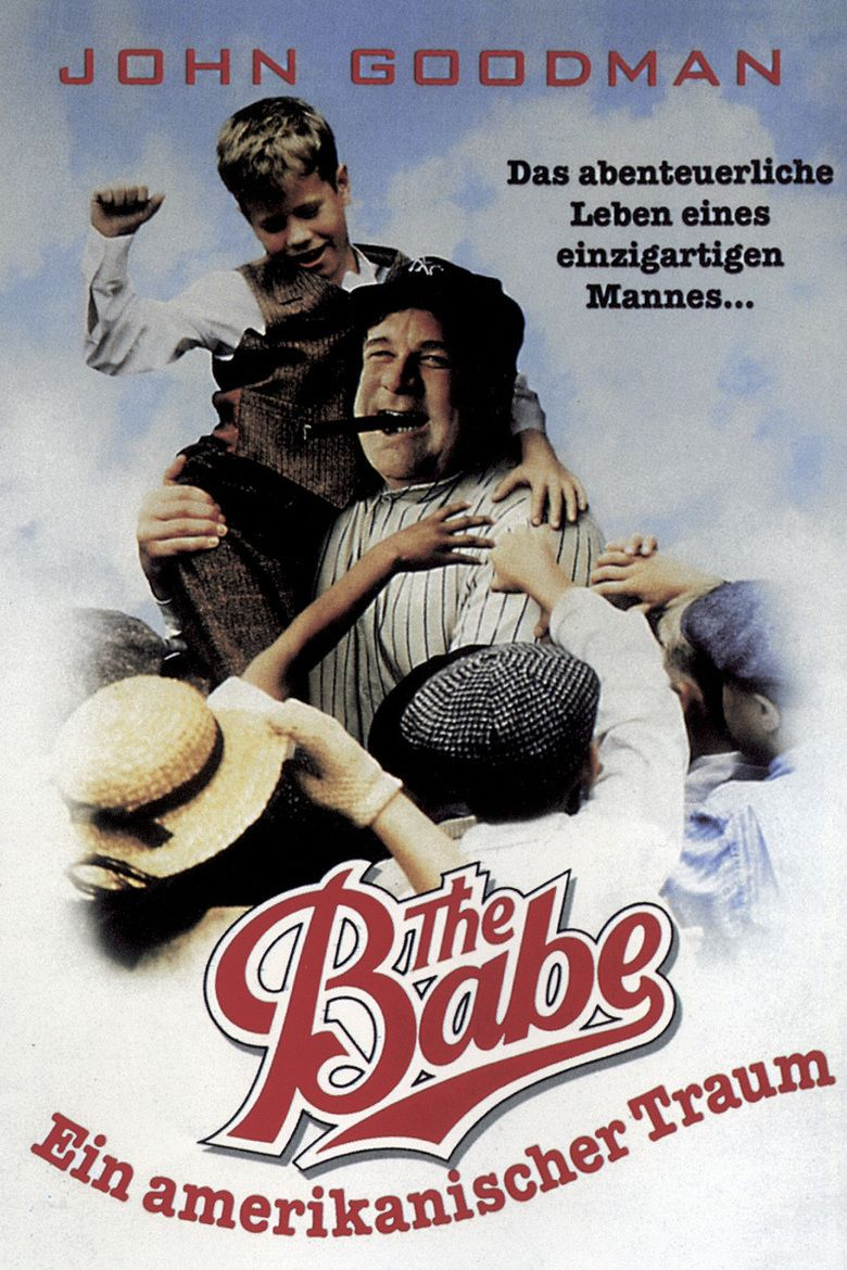 The Babe movie poster