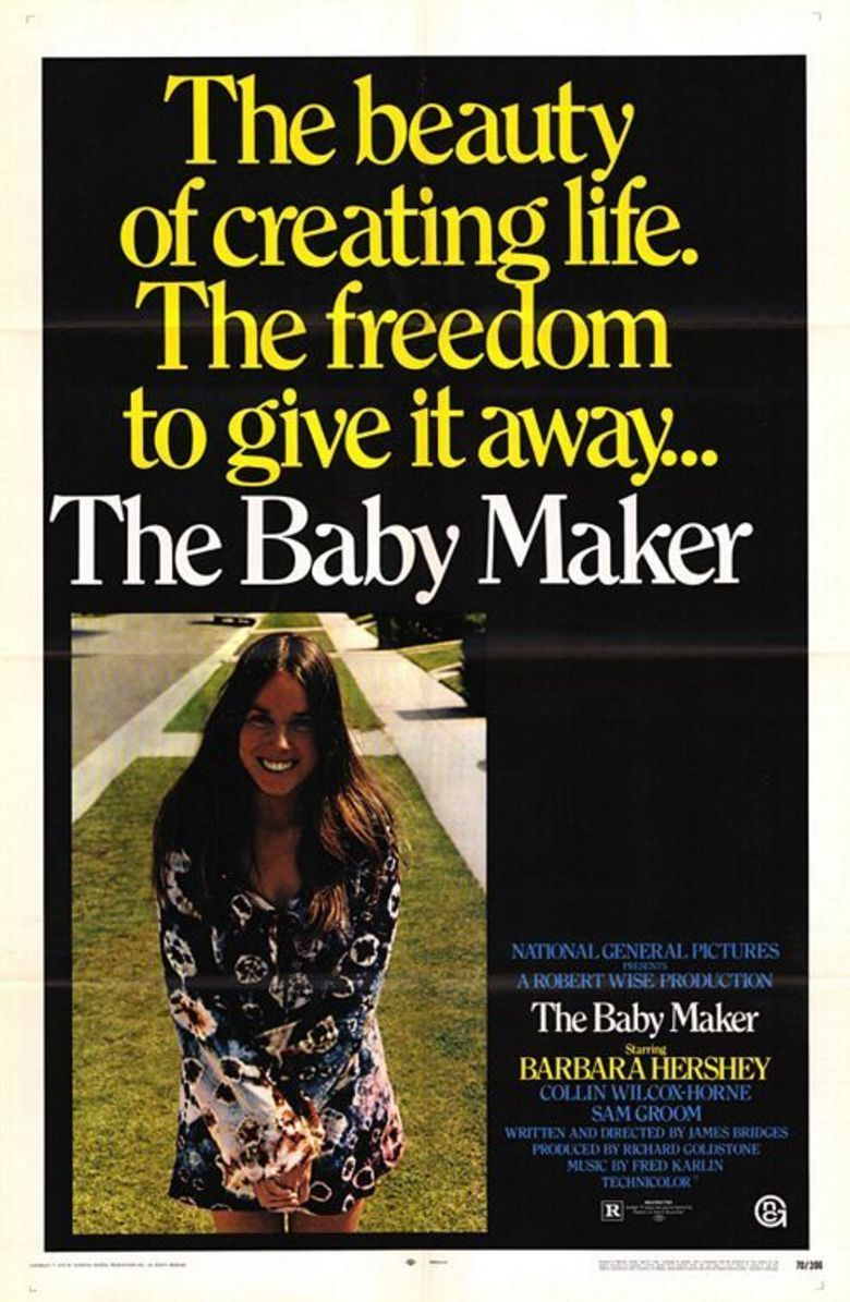 The Baby Maker movie poster