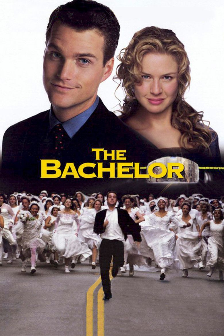 The Bachelor (1999 film) movie poster