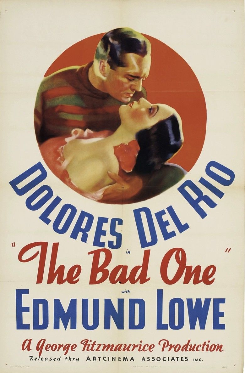 The Bad One movie poster