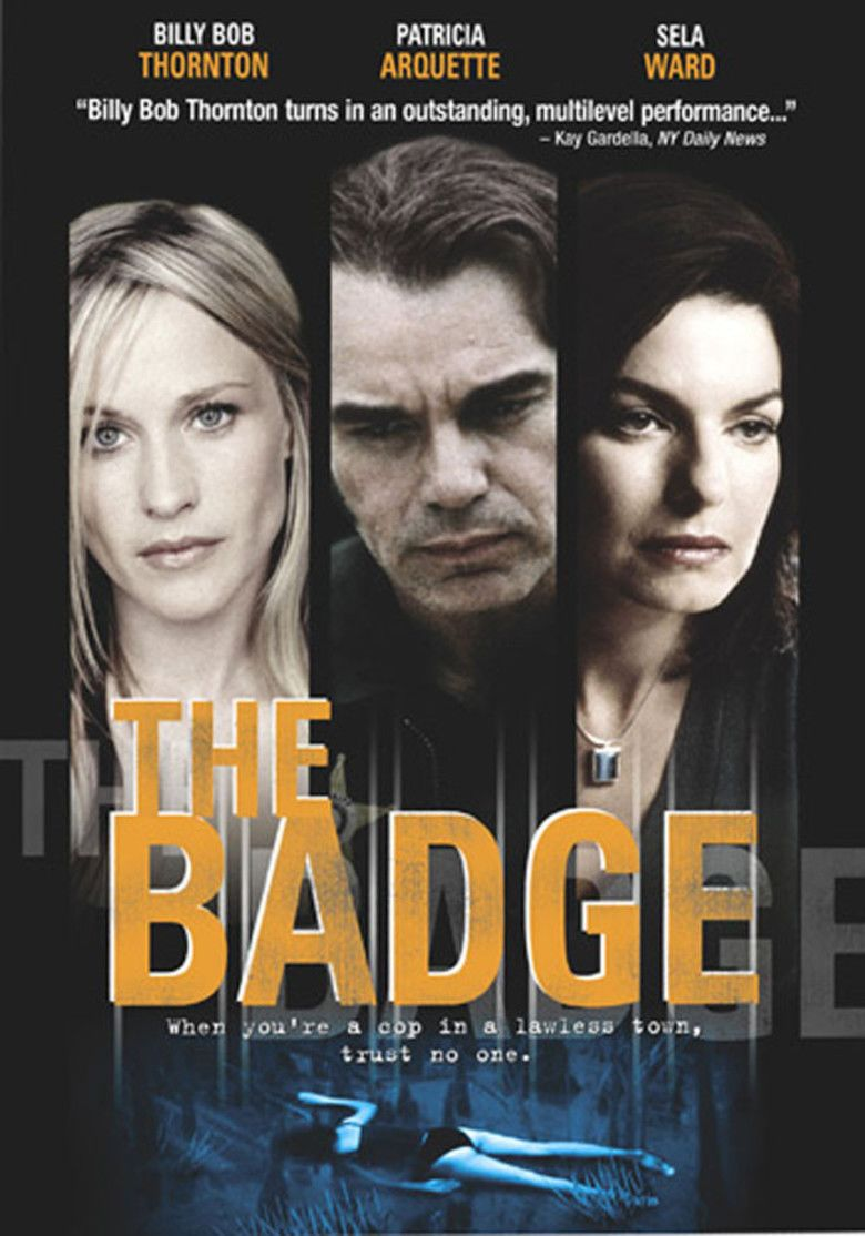 The Badge movie poster
