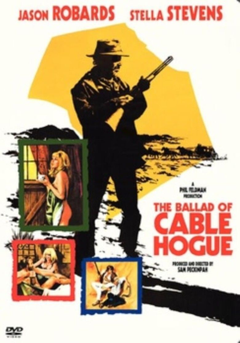 The Ballad of Cable Hogue movie poster