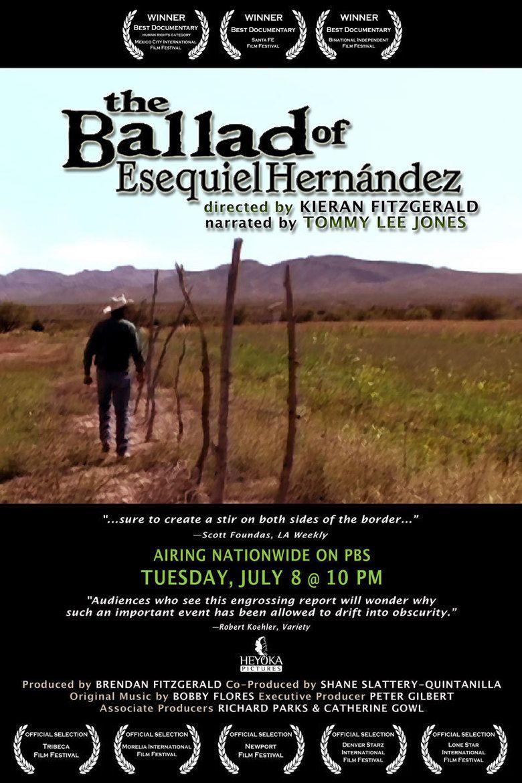 The Ballad of Esequiel Hernandez movie poster