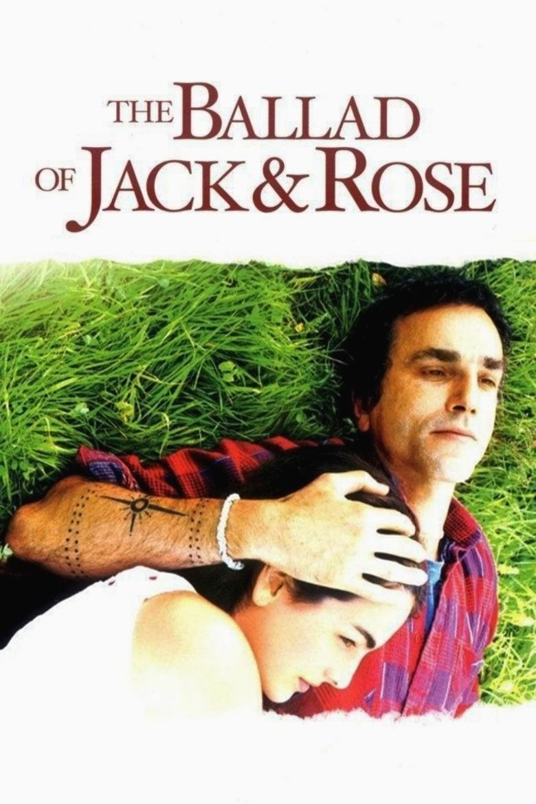 The Ballad of Jack and Rose movie poster