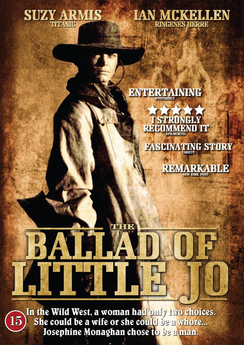 The Ballad of Little Jo movie poster