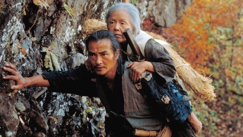 The Ballad of Narayama (1983 film) movie scenes