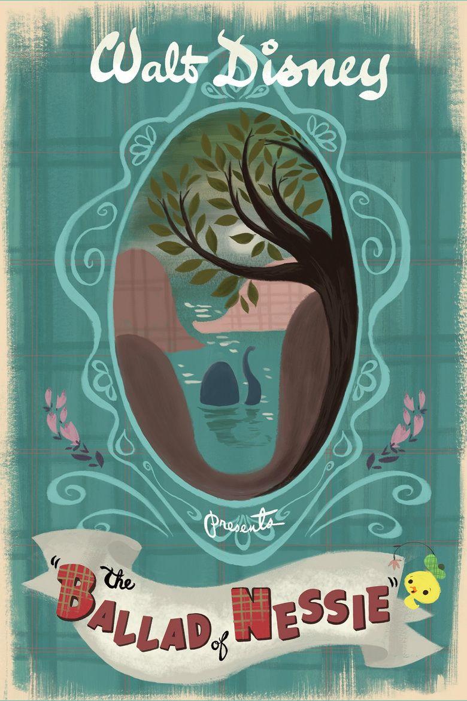 The Ballad of Nessie movie poster