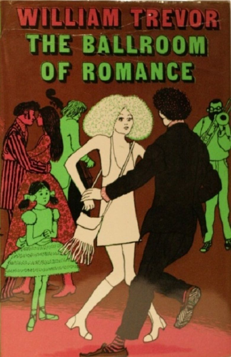 The Ballroom of Romance movie poster