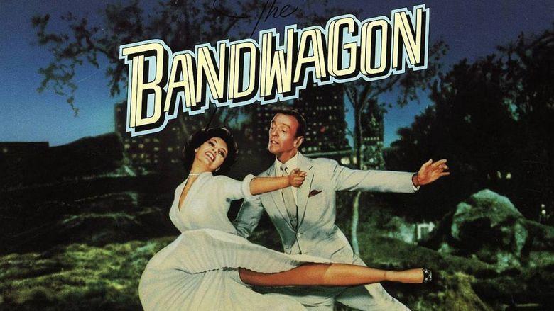 The Band Wagon movie scenes