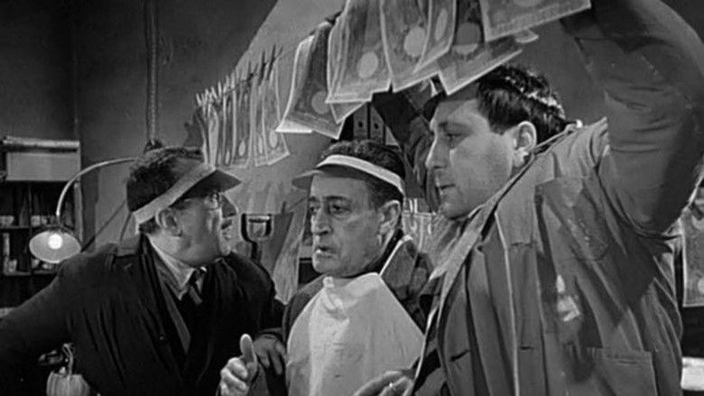 The Band of Honest Men movie scenes