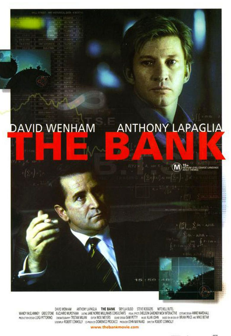 The Bank (2001 film) movie poster