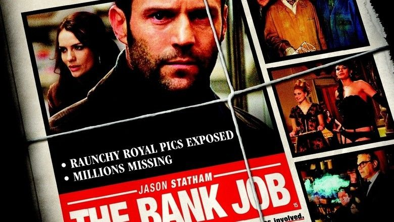 The Bank Job movie scenes