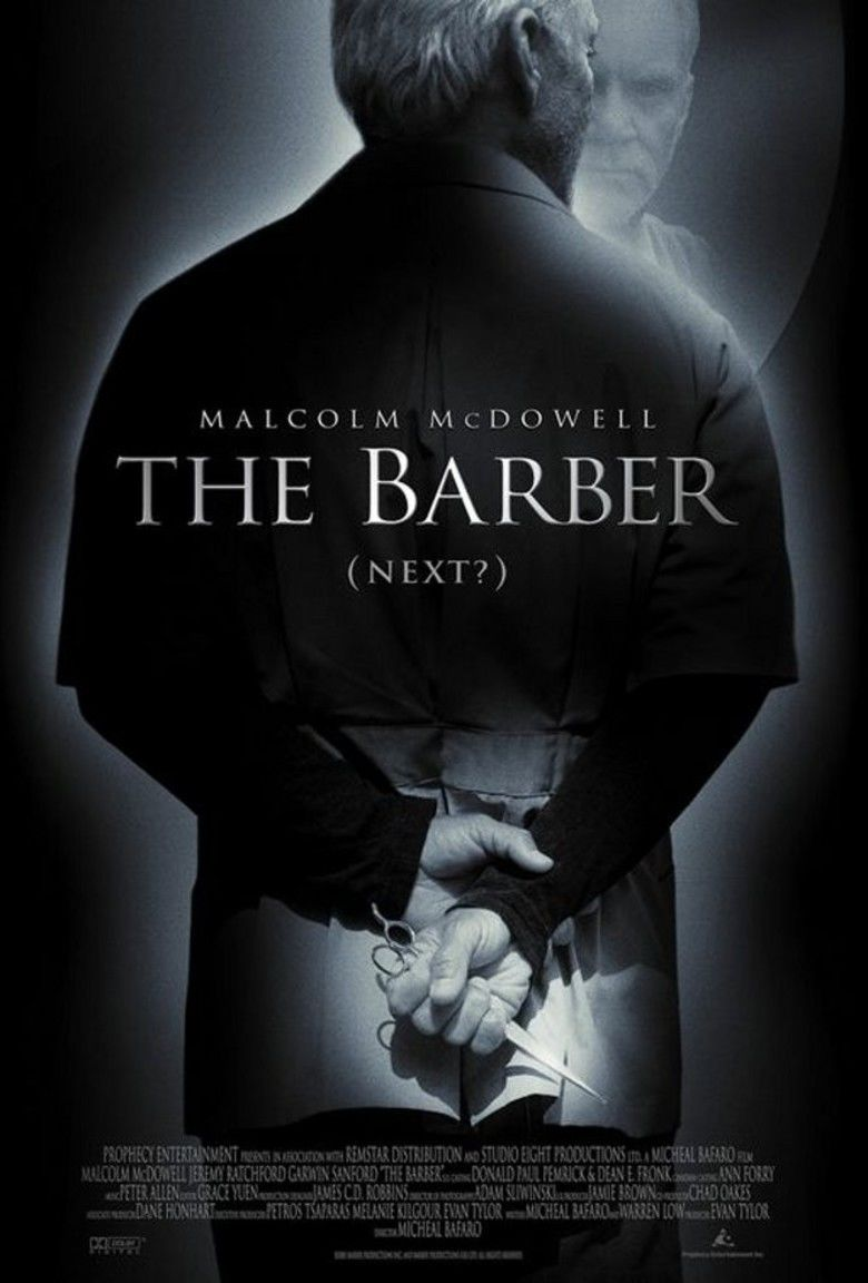 The Barber movie poster