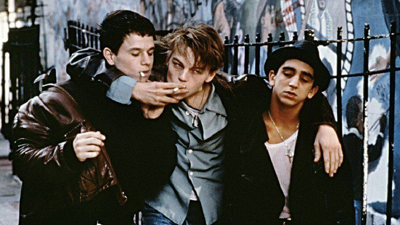 The Basketball Diaries (film) movie scenes