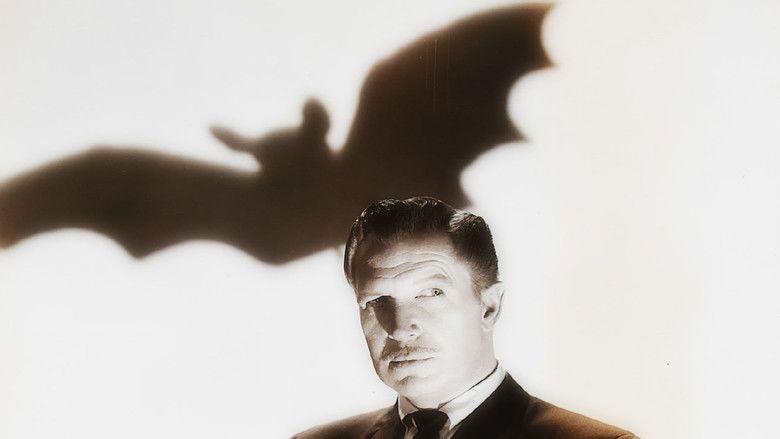 The Bat (1959 film) movie scenes